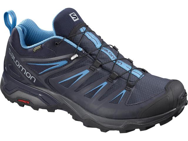 3dd826047bf Salomon X Ultra 3 GTX Schoenen Heren blauw l Online bij outdoor shop ...